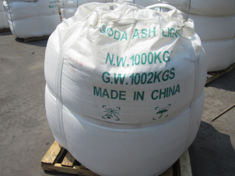 Jumbo bag of  Soda ash
